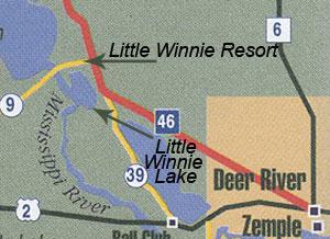 Little Winnibigoshish Lake