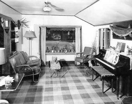 Little Winnie Resort circa 1953