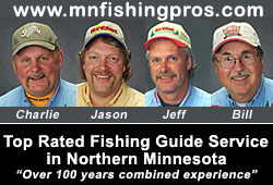The MN Fishing Pros Guide Service