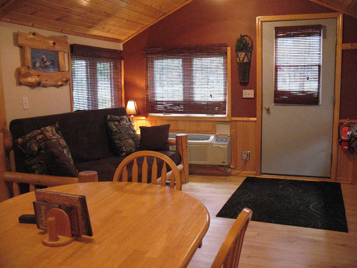 Otter Den Livingroom
