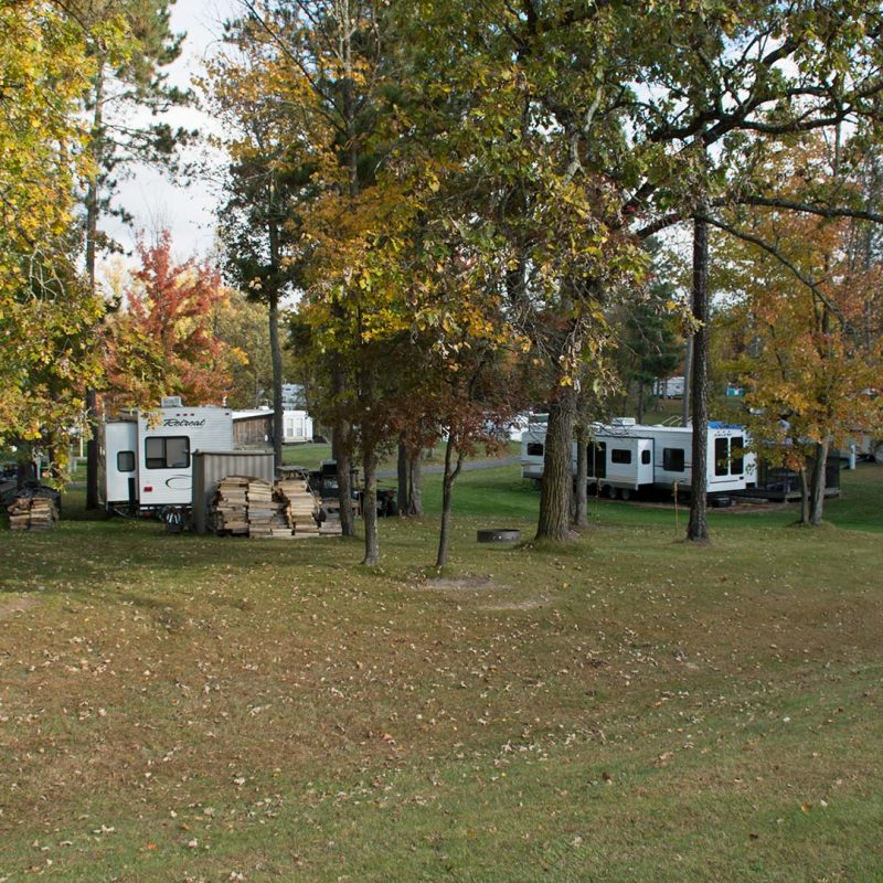 RV Park West at Little Winnie Resort