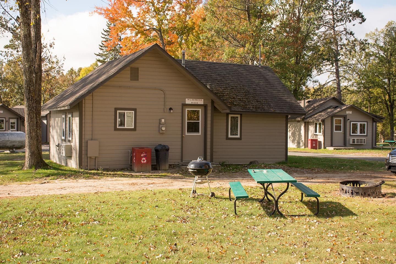 Wilderness Ridge Cabin at Little Winnie Resort, Deer River, MN